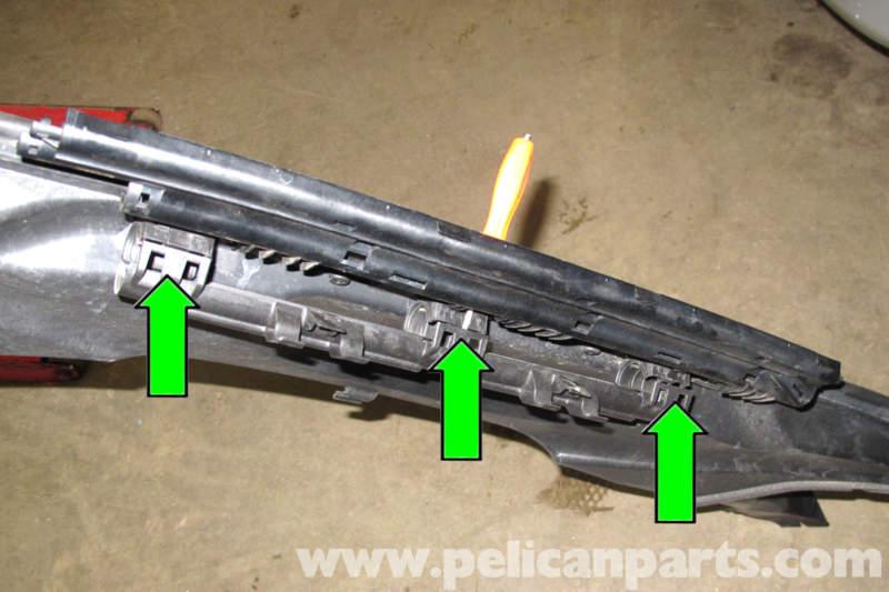 BMW E90 Engine Cover Removal E91, E92, E93 Pelican Parts DIY