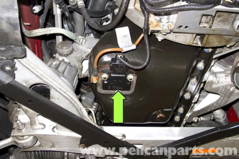 BMW E90 Oil Condition Sensor Replacement E91, E92, E93 Pelican