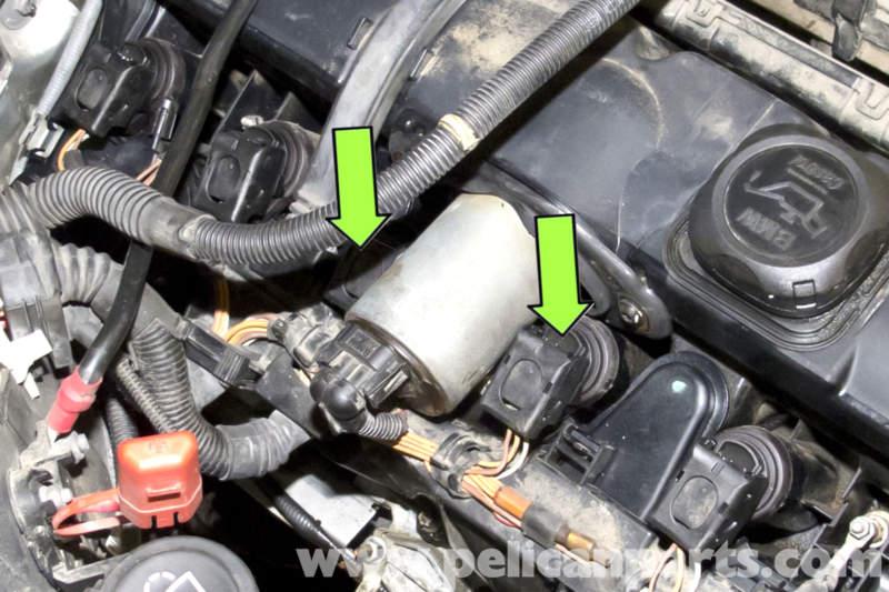 BMW E90 Valvetronic Motor Replacement E91, E92, E93 Pelican