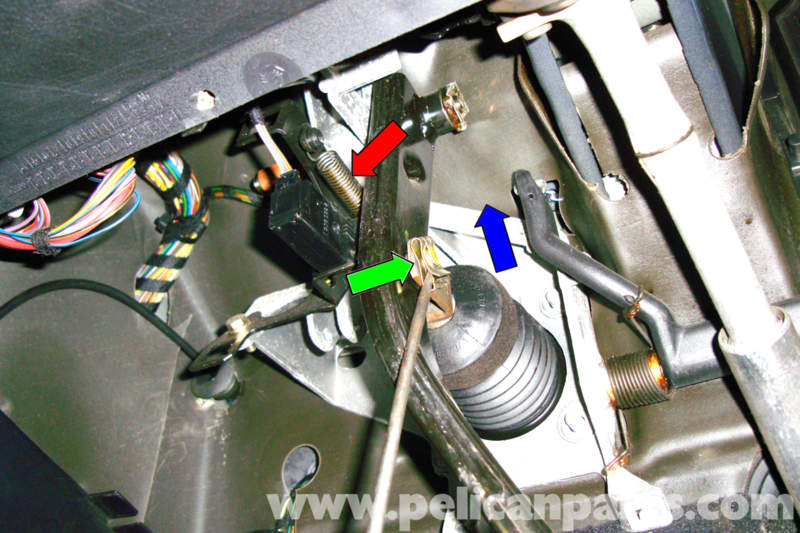 Bmw E39 5 Series Master Cylinder Replacement 1997 2003