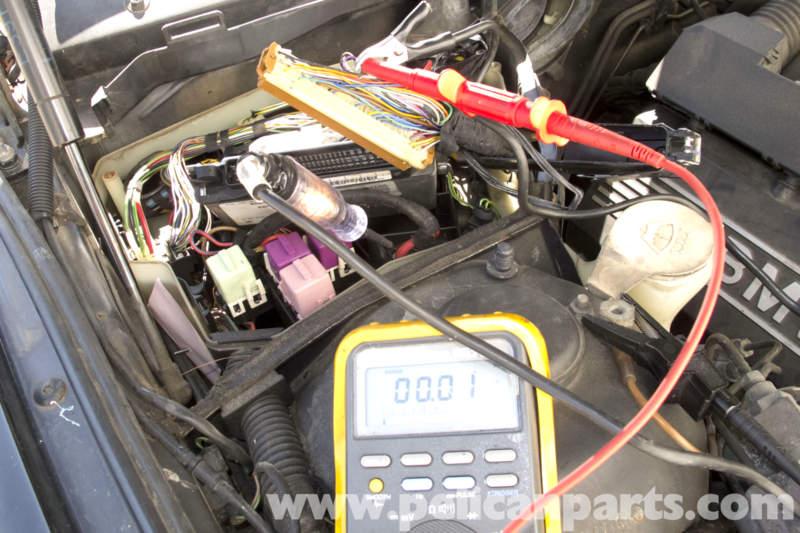 BMW E39 5-Series Transmission Fail Safe 1997-2003 525i, 528i, 530i
