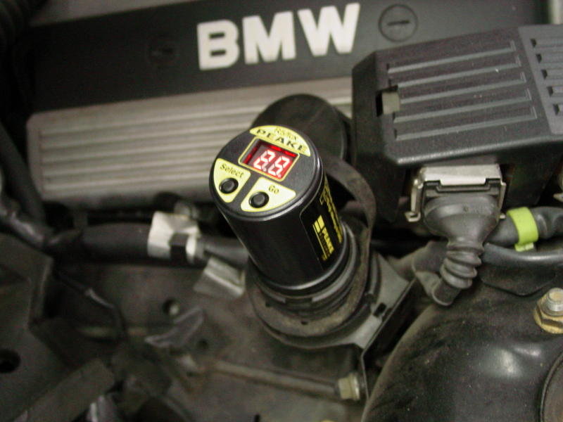 BMW E30/E36 Fuel Injection Fault Code Reading 3-Series (1983-1999
