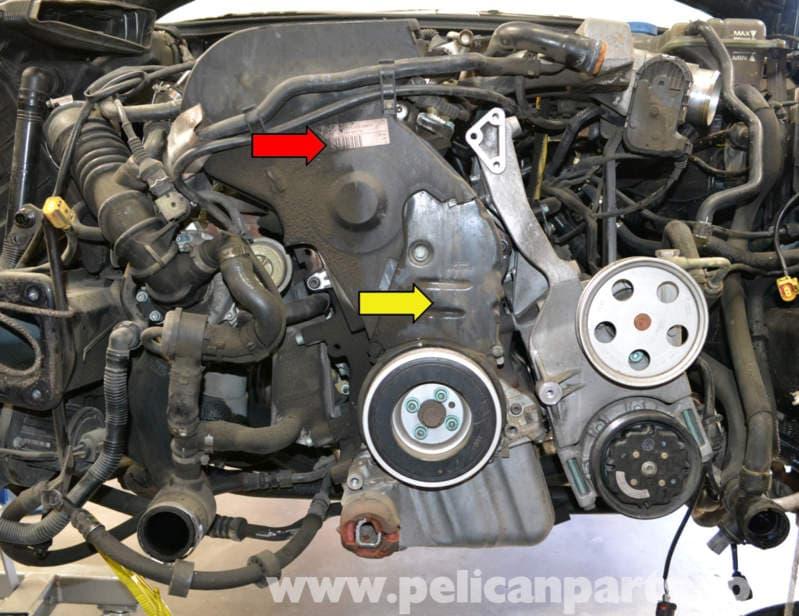 Audi A4 B6 Timing Belt Replacement (18T 2002-2008) Pelican Parts