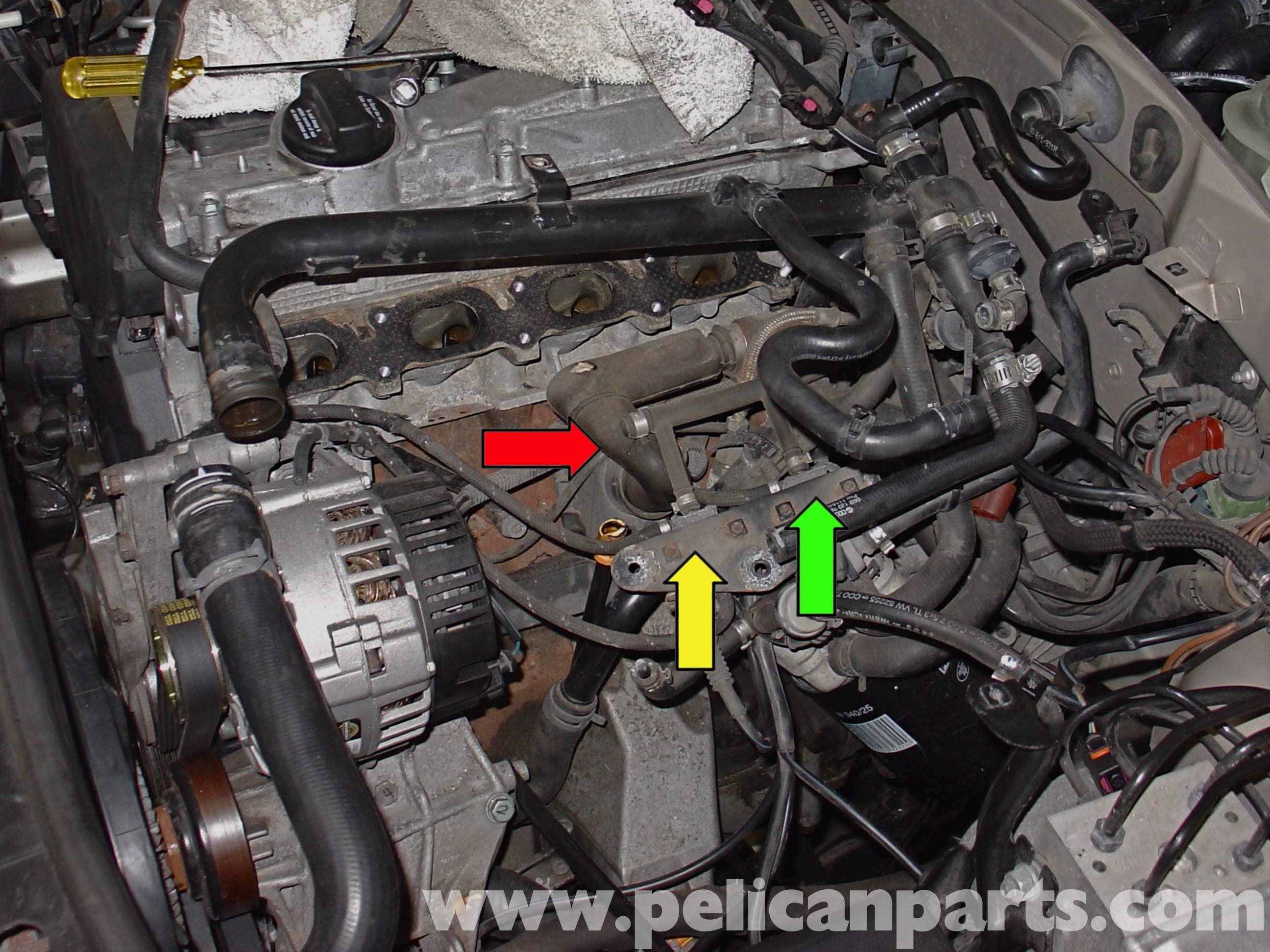 engine diagram mazda 6 2003 egr valve