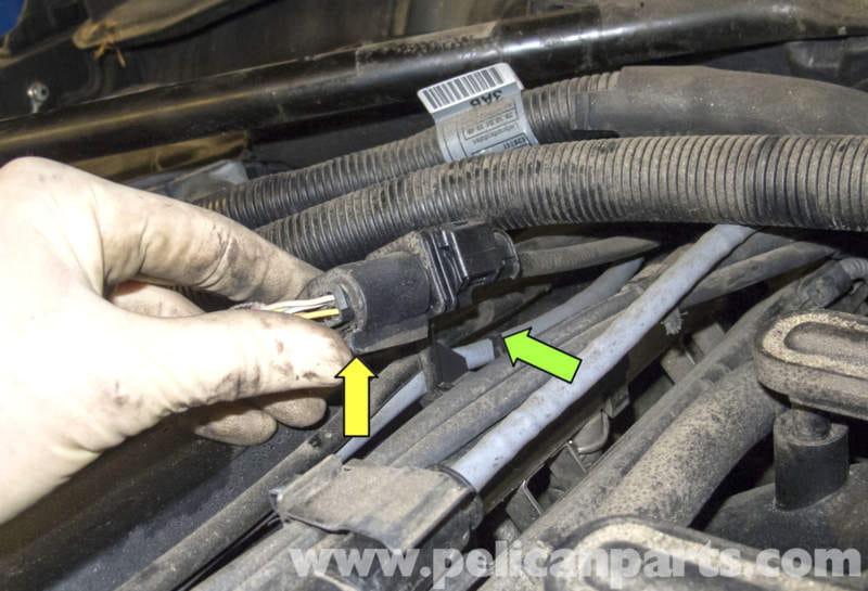 BMW E60 5-Series 6-Cylinder Engine Oxygen Sensor Replacement