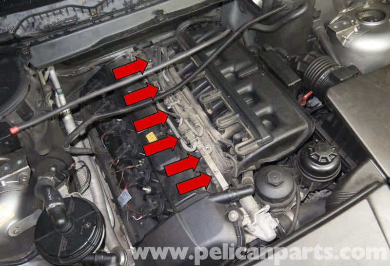 Pelican Technical Article - BMW-X3 - M54 6 Cylinder Engine Fuel
