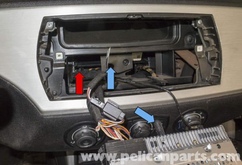 BMW Z4M Radio Replacement E85 (2003-2008) Pelican Parts DIY
