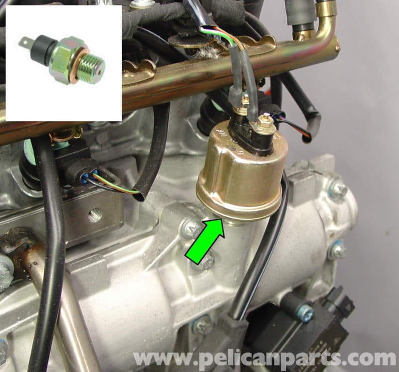 Porsche Boxster Engine Sensor Replacement - 986 / 987 (1997-08