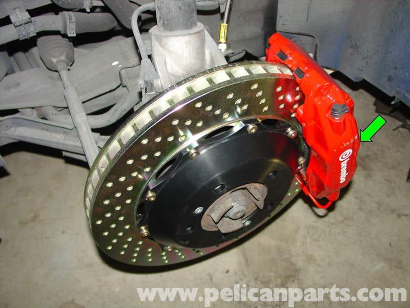 Porsche Boxster Big Brake Kit Upgrade - 986 / 987 (1997-08