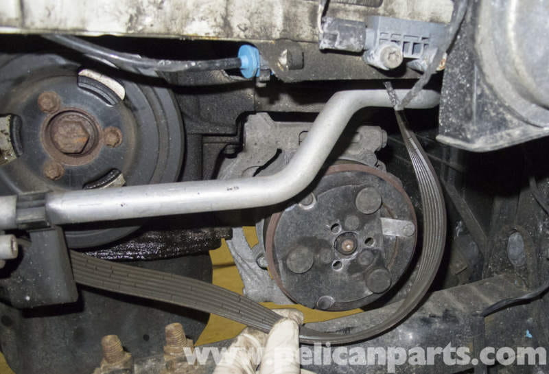 MINI Cooper R56 Drive Belt Replacement (2007-2011) Pelican Parts