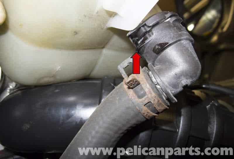 MINI Cooper R56 Cooling System Leak Test (2007-2011) Pelican Parts