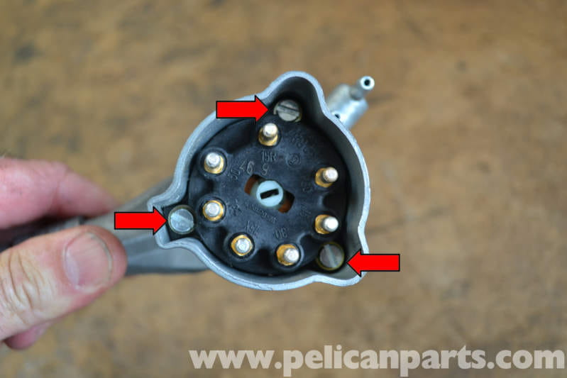 Mercedes-Benz W123 Ignition Switch and Assembly Replacement W123