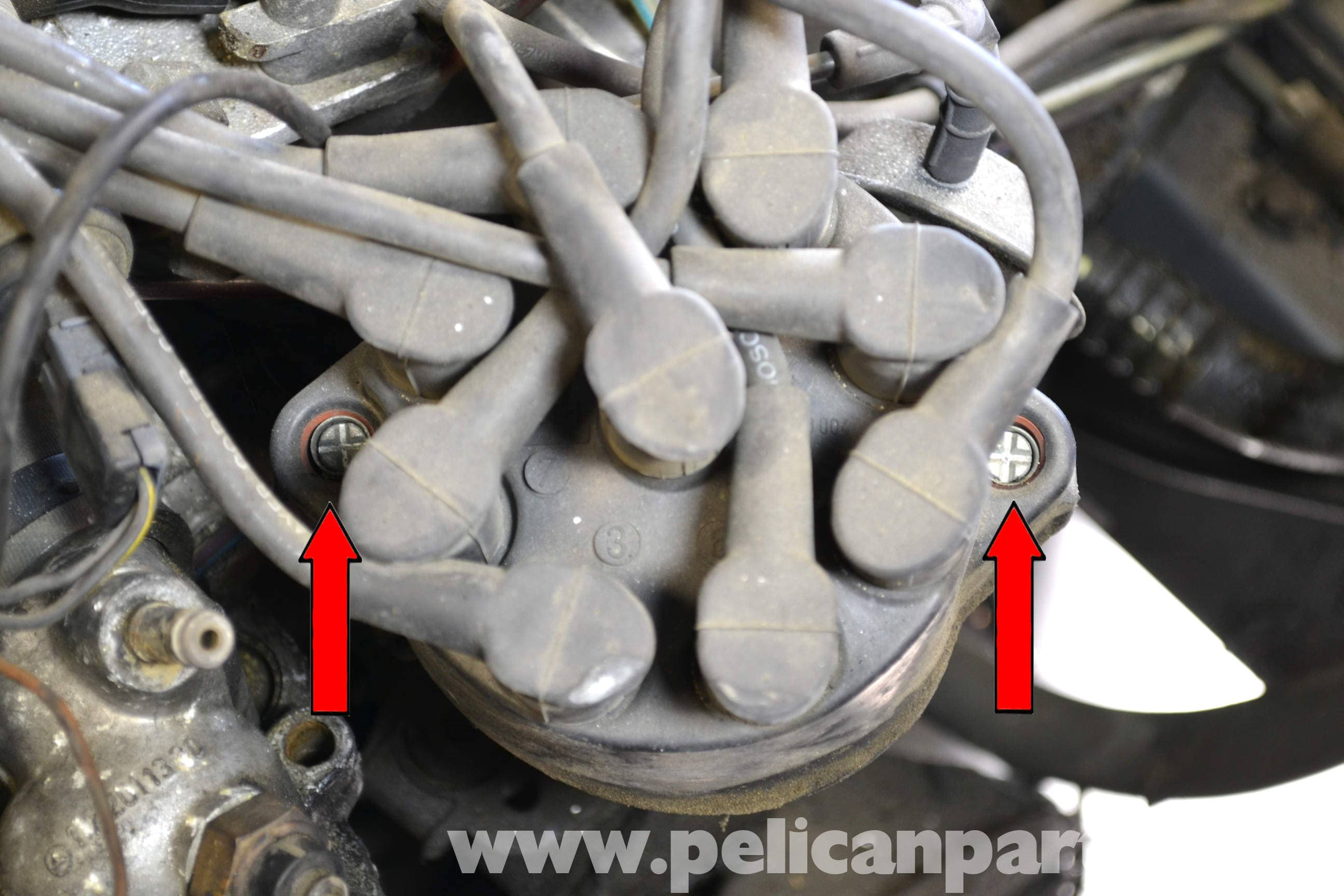11 Flat Pin Relay Wiring Diagram Mercedes Benz W126 Ignition Wires Rotor And Distributor