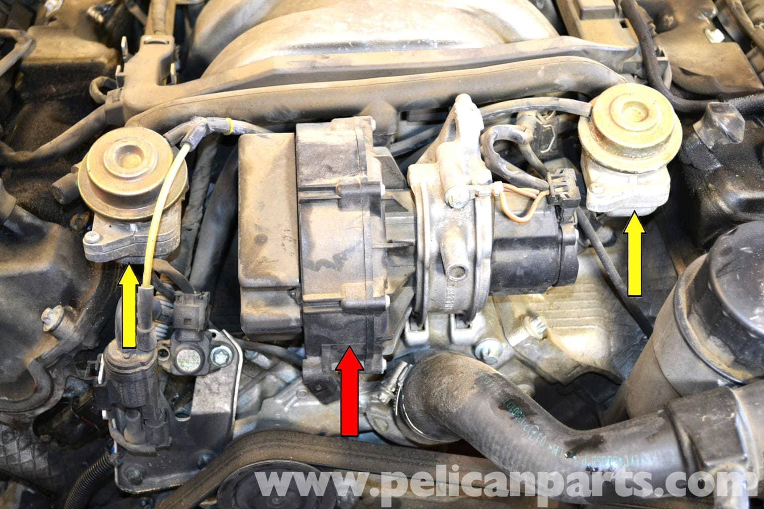 mercedes benz 2003 e320 engine diagram