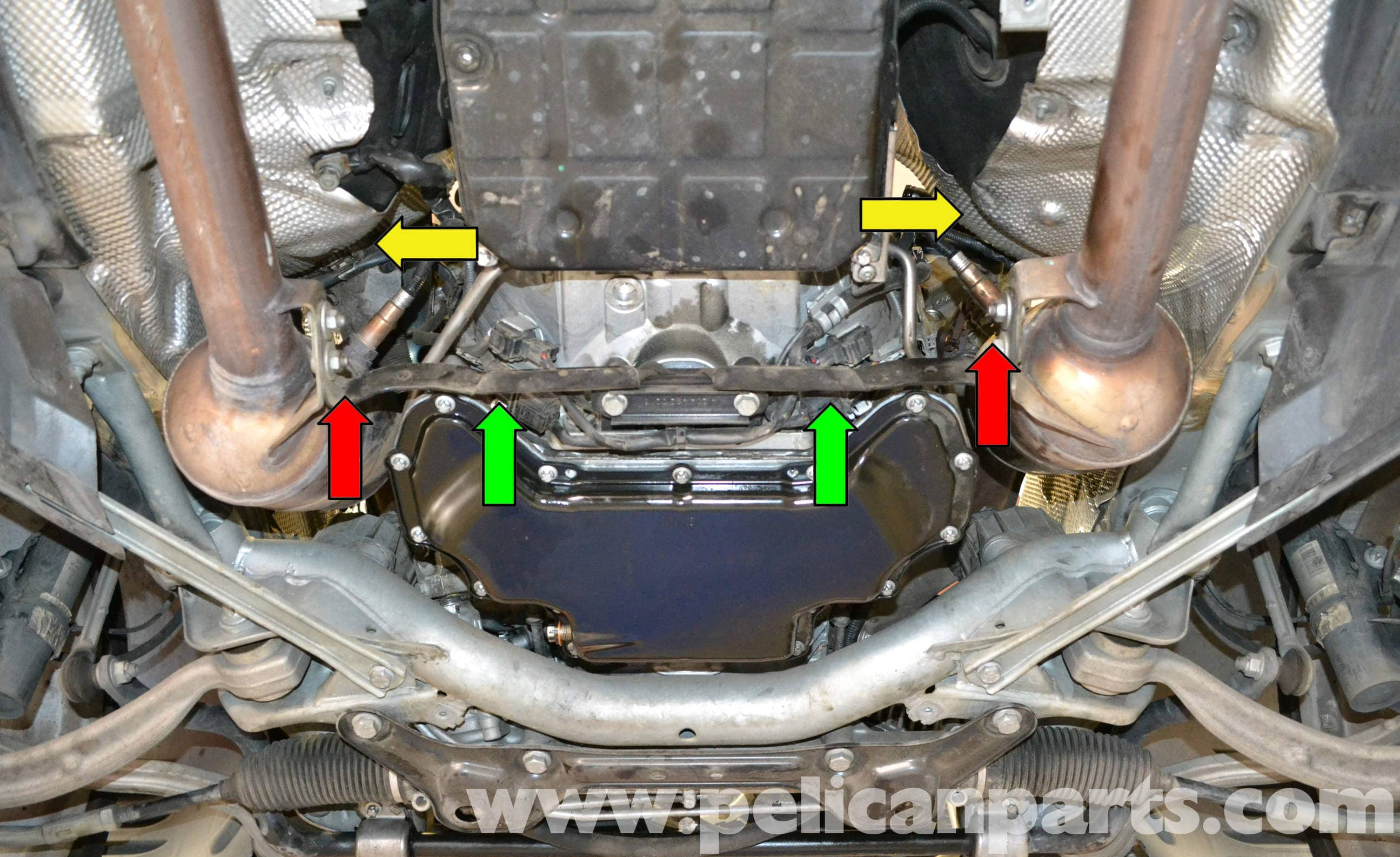 O2 Sensor Wiring Diagram Is The Stock That Mercedes Benz W204 Oxygen Sensor Replacement 2008 2014