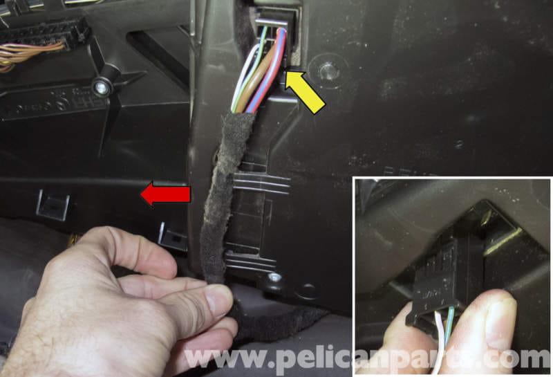 Mercedes-Benz W211 Blower Motor Testing (2003-2009) E320, E500, E55