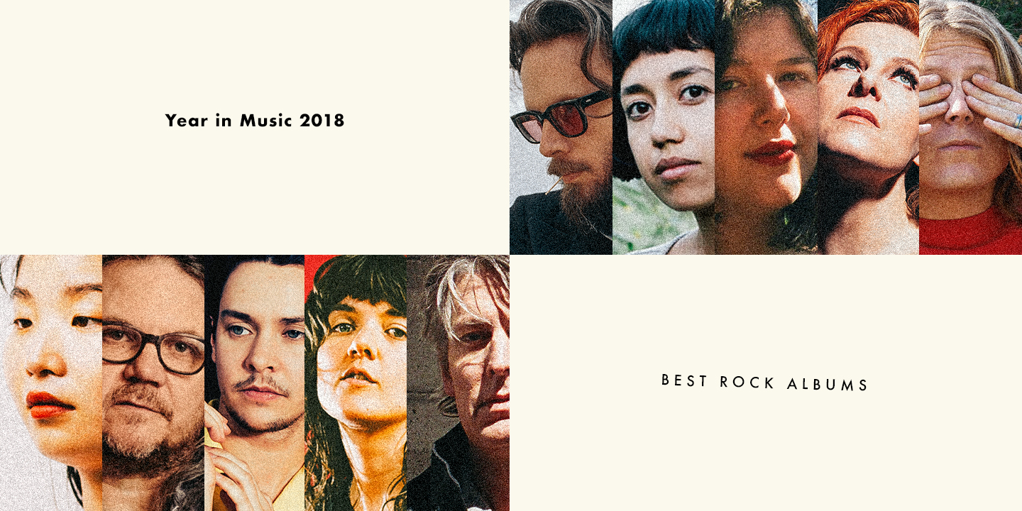 Bad Modern Rock Bands The Best Rock Albums Of 2018 Pitchfork