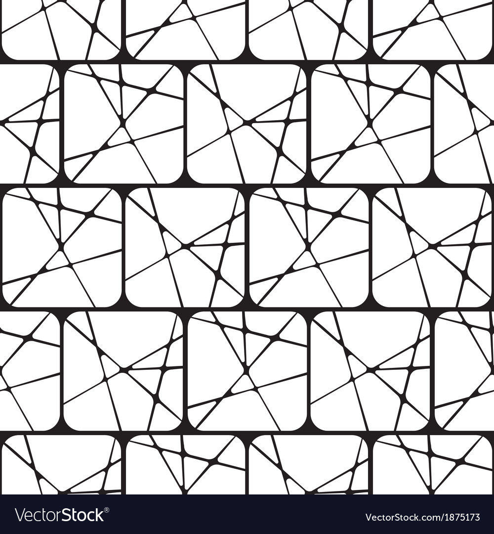 Simple Black Abstract Geometric Seamless Pattern Vector 1875173 Black Patterns Png Patterns Wallpaper Black houzz-02 Black And White Patterns
