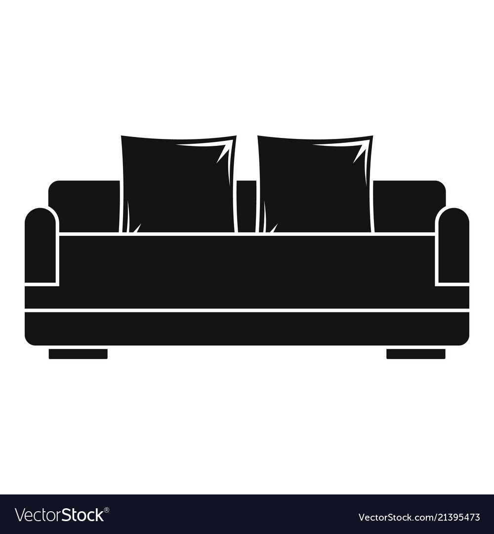 Relax Sofa Relax Sofa Icon Simple Style