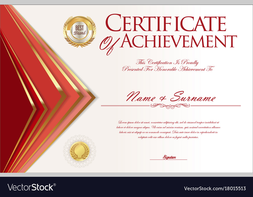 Online Graphic Design Certificate - Design and House Design - certificate of ysis template