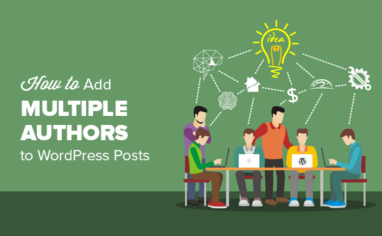 How to allow multiple authors to be associated with WordPress blog posts