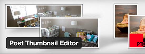 Post Thumbnail Editor