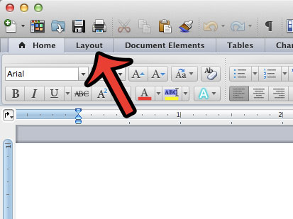 How to Set 1-inch Margins in Word 2011 - Solve Your Tech