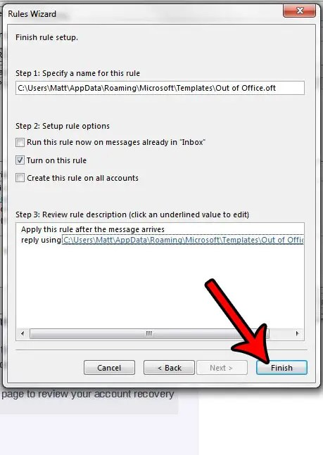 How to Set Out of Office in Outlook 2013 - Solve Your Tech
