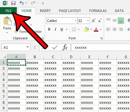 How to Save a Spreadsheet as a One Page PDF in Excel 2013 - Solve