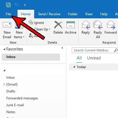 How to Create a Signature in Outlook 2016 - Solve Your Tech