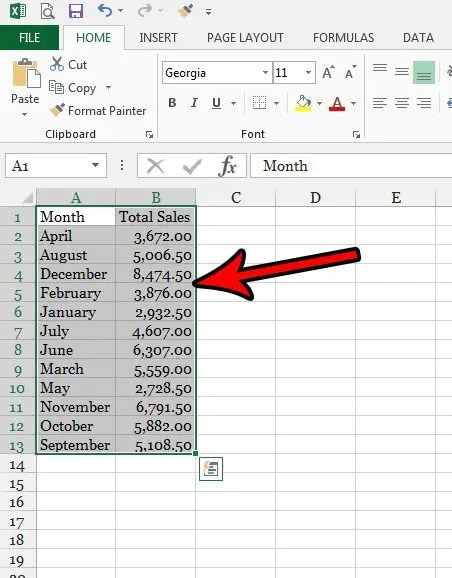 How to Make a Pie Chart in Excel 2013 - Solve Your Tech