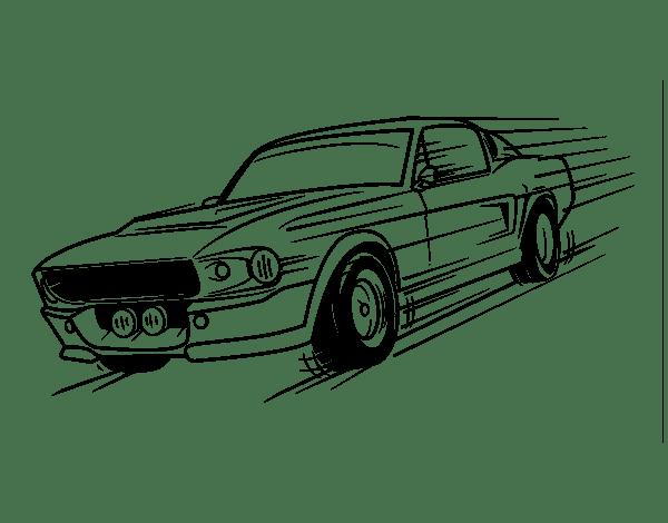 1978 corvette del Schaltplan