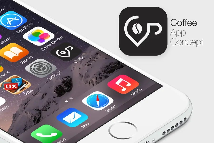 Entry #10 by samjarviss for Design an App Mockup for Relaur