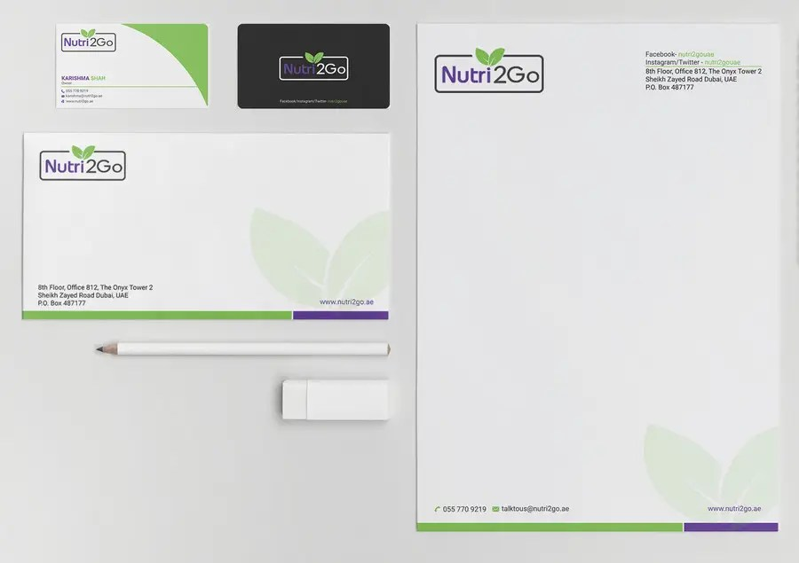 Entry #31 by noorpiash for Design corporate identity (BCard