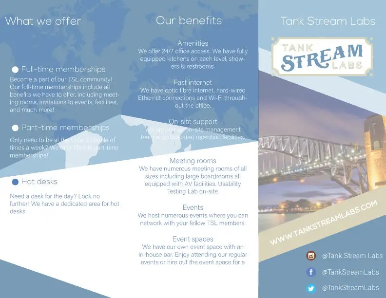Entry #2 by davidtedeev for Create a Tri fold Brochure based off our - create tri fold brochure