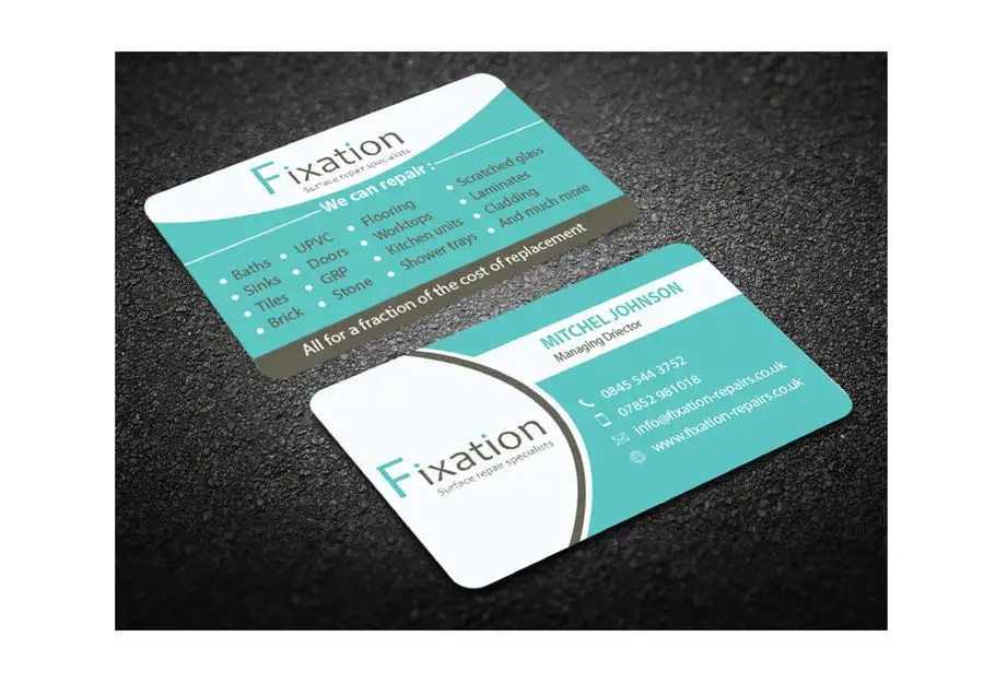 Entry #534 by saidhasanmilon for Design some Business Cards for moo