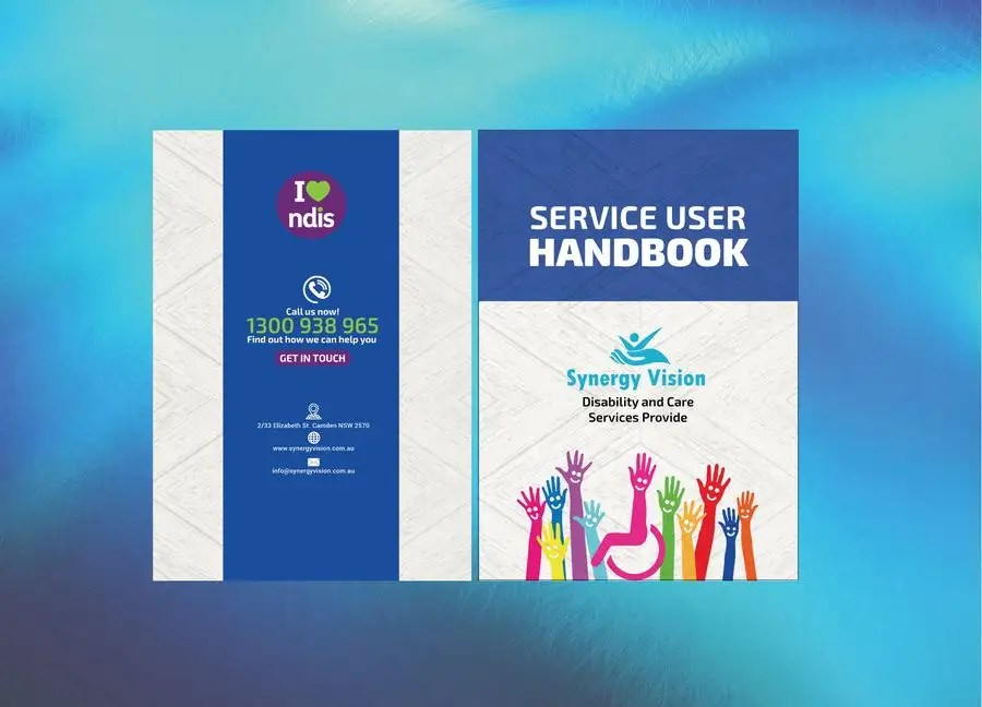 Entry #40 by infolimono for Handbook cover design Freelancer