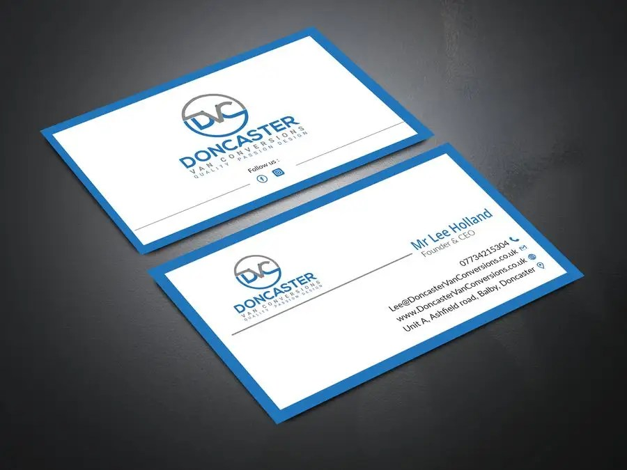 Entry #45 by RafiqHasan105 for Design me a business card ( Front and