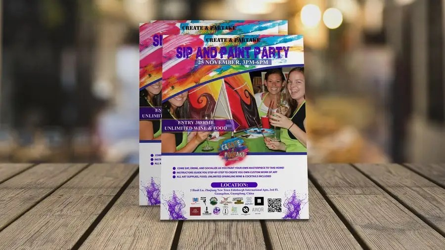 Entry #145 by mdmominulhaque for Make an Event Flyer Freelancer