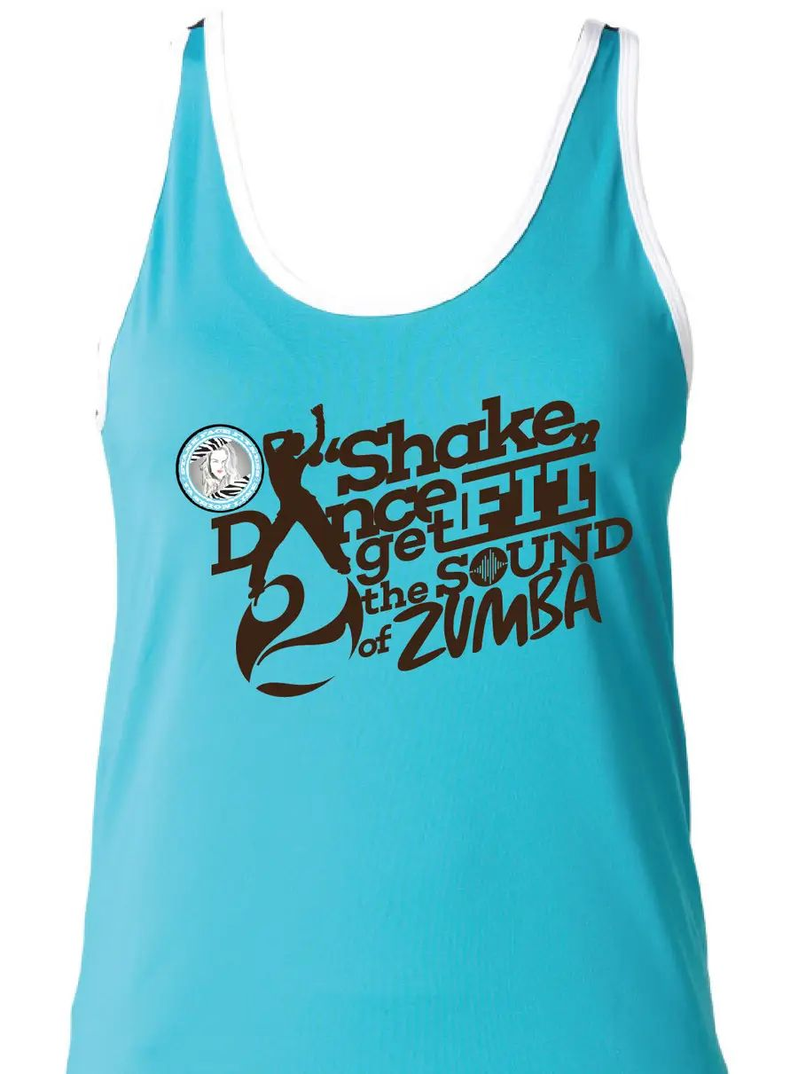 Contest entry 8 for design a t shirt for my zumba class