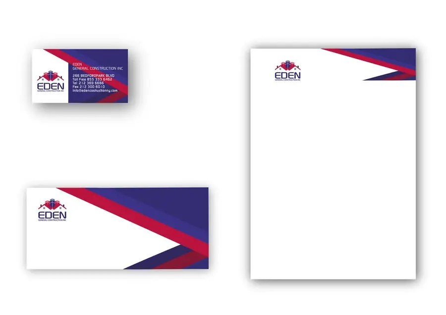 Entry #22 by catalinorzan for Visiting Card / Envelope design - letterhead and envelope design