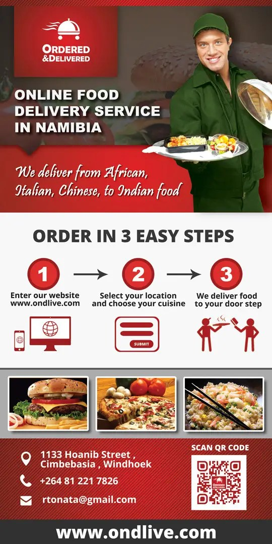 food delivery flyer samples - Goalgoodwinmetals