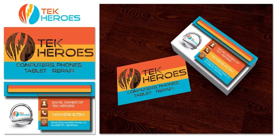 Entry #13 by toddwiddows for Door Hangers  Business cards Freelancer
