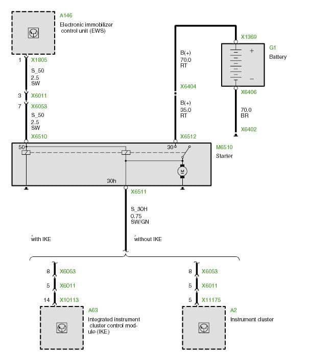 wiring diagram bmw e46 1999