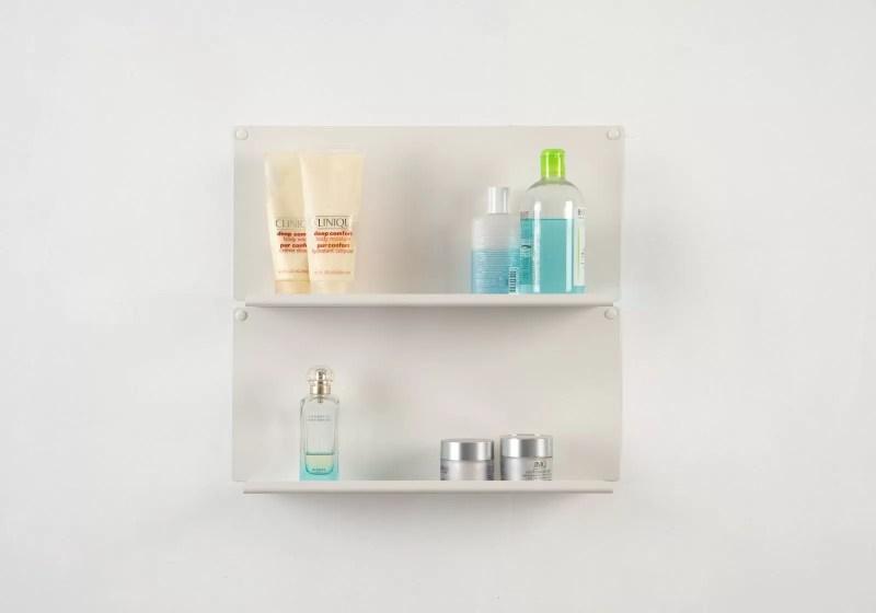 Large Of Bathroom Mounted Shelves