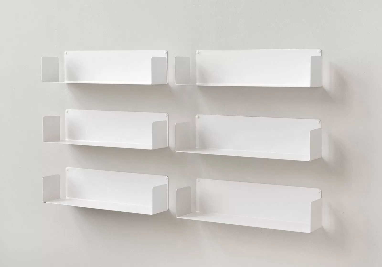 Etagere Cd But Cd Storage Set Of 6 Ucd