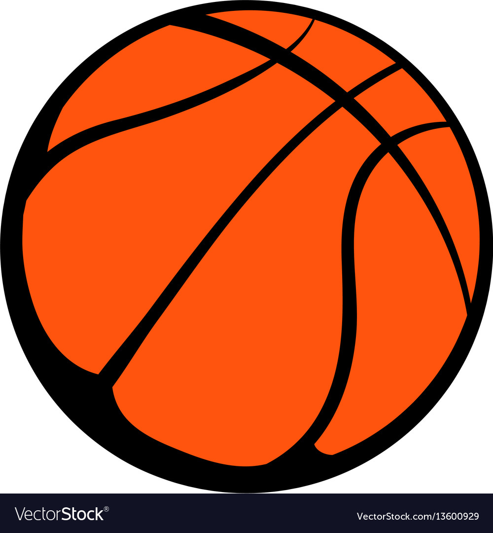 Basketball Ball Basketball Ball Icon Icon Cartoon