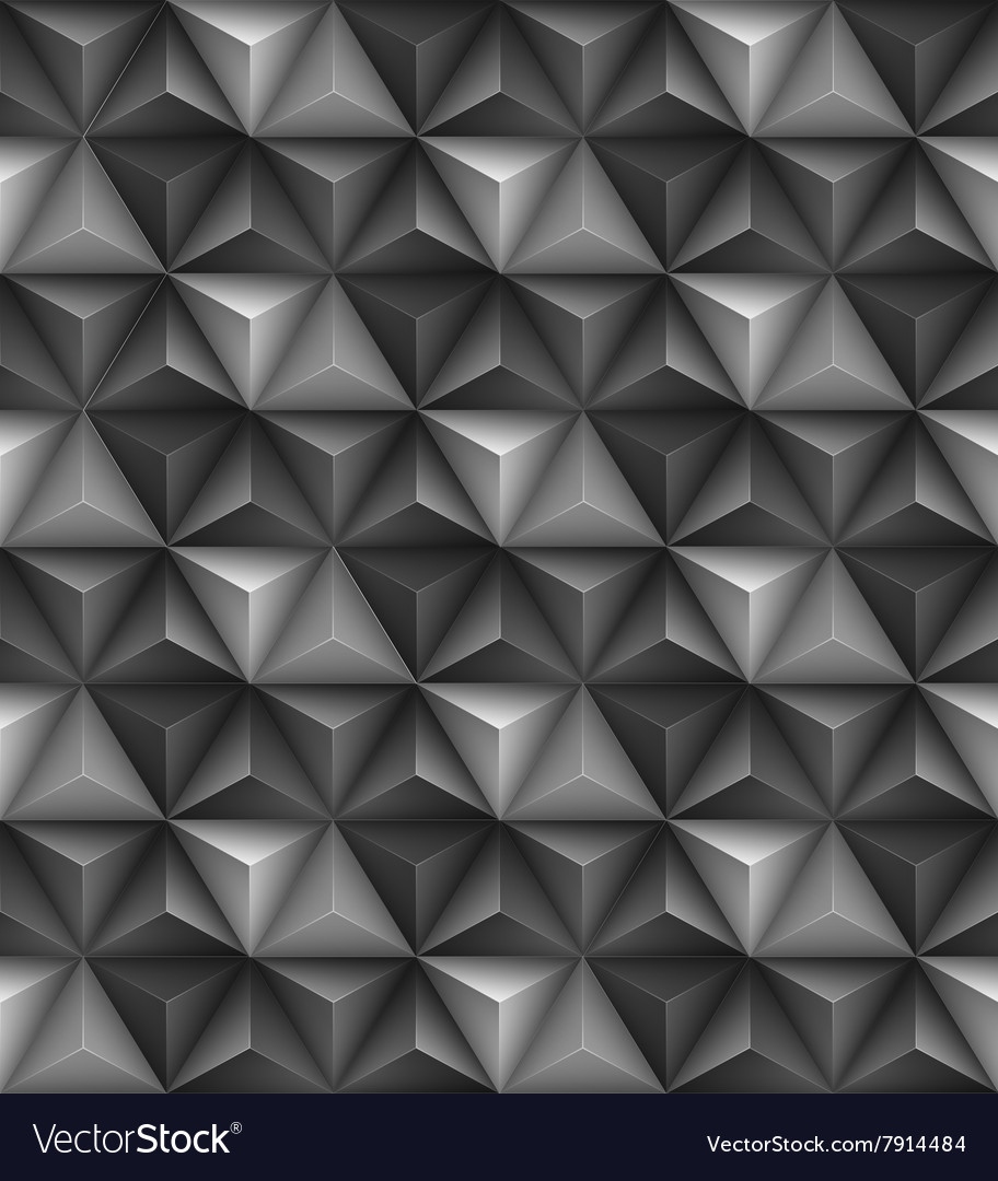 3d Texture Abstract Geometric Triangle Seamless 3d Texture