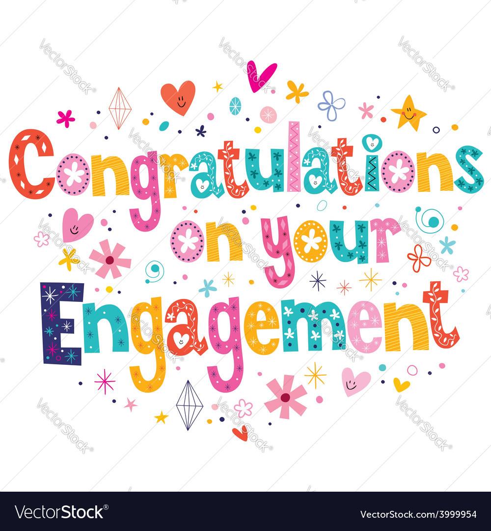 Fullsize Of Congratulations On Your Engagement