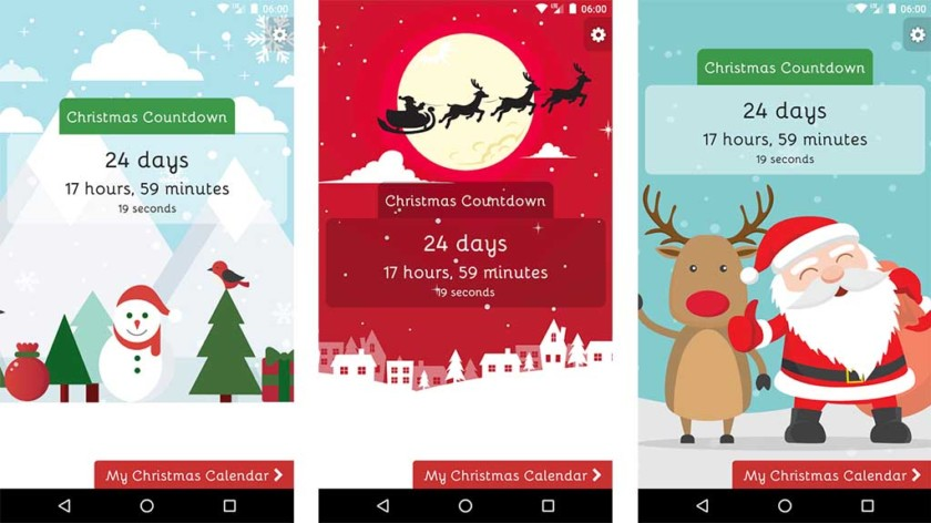 City Of Friends Christmas Calendar On The App Store 10 Best Christmas Apps For Android Android Authority